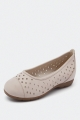 Clothes/footwear details Gamins Gremolata Beige - Women Shoes (Flats)