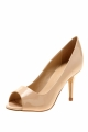 Clothes/footwear details Styletread Nadine Nude Patent - Women Shoes (Classic shoes & Pumps)