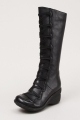 Clothes/footwear details Miz Mooz Otis Black - Women Boots (Boots)