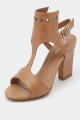 Clothes/footwear details Top End Wilful Tan - Women Sandals (Classic shoes & Pumps)