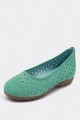 Clothes/footwear details Gamins Gremolata Green - Women Shoes (Flats)