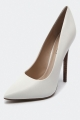 Clothes/footwear details Guess Neodan4 White  - Women Shoes (Classic shoes & Pumps)