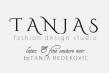 Tanja Bdkvc