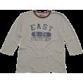 selectsquare - リバーシブル7分袖カットソー - T-shirts - ¥2,800  ~ $28.49
