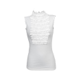 Butik 13 - Majica bela karner - T-shirts - 146,00kn  ~ $25.64
