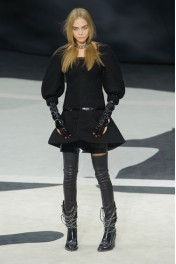 Chanel Fall 2013 - Catwalk