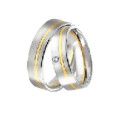 Gale Gold - Vjenčano prstenje 34 - Rings -
