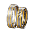 Gale Gold - Vjenčano prstenje 44 - Rings -