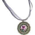 Jelenina Zemlja Čudesa - Pink Lullaby - Necklaces - 40,00kn  ~ $7.02