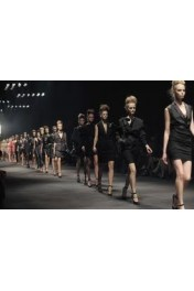 Lanvin Fashion Week - Catwalk