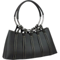 MS Trgovina z modnimi dodatki - Modna Torbica  - Crna - バッグ - 357,00kn  ~ ¥6,162