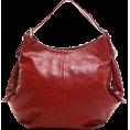 MS Trgovina z modnimi dodatki - Modna Torbica  - Crvena - Torbe - 292,00kn  ~ 38.72€