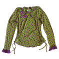 Kešidov - Majica Tiha Poskočica - Long sleeves t-shirts - 410.00€  ~ $542.96
