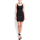 Mango Dresses -  Mango Women's Open Back Dress Black