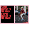 Smart listens to the h.. - Diesel SS2010 Advertising Campaign
