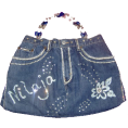 Nilaja - Queen Bling - Bag - $160.00