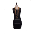 PetroZillia - Petro Zillia Black Mesh Dress - Dresses - 98,00kn  ~ $17.21