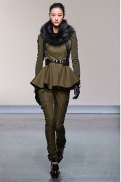 Prabal Gurung Fall 2013 - Catwalk