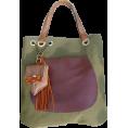 Silva Sai - Silva Sai green bag - Bag -