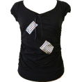 Talya Design by Sonja Jug - Disco girl - T-shirts - 150,00kn  ~ $25.46
