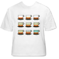 Vizio d.o.o. - VIZIOshop majica - T-shirts - 89,00kn  ~ $15.63