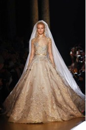 Wedding dress - Catwalk