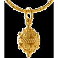 adriashinju - ドブロブニクのボタン ペンダントヘッド(14金)小 - Necklaces - ¥23,000  ~ $233.99