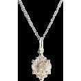 adriashinju - ドブロブニクのボタン ペンダントヘッド(シルバー) 小 - Necklaces - ¥3,200  ~ $32.56