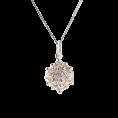 adriashinju - ドブロブニクのボタン ペンダントヘッド(シルバー) 大 - Necklaces - ¥4,300  ~ $43.75