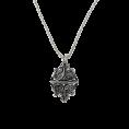 adriashinju - ドブロブニクのボタン(ダークシルバー)ゴスパリ トリトン - Necklaces - ¥19,200  ~ $195.33