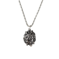adriashinju - ドブロブニクのボタン(ダークシルバー)ゴスパリ エッグ /g - Necklaces - ¥20,000  ~ $203.47