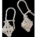 adriashinju - ドブロブニクのボタンイヤリング(シルバー)ゼムリャ /zem - Earrings - ¥12,000  ~ $122.08