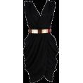 Mirna M Dresses -  crna haljina