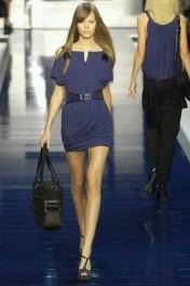 dress, blue - Catwalk