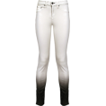 LadyDelish Traperice -  Farmerice Jeans White