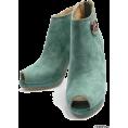 netvivi - snidel(スナイデル)スウェードレトロブーティ - Boots - ¥18,900  ~ $192.28