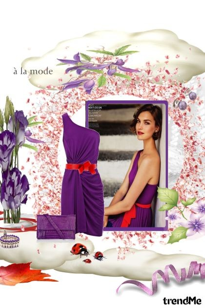 A la mode- Fashion set