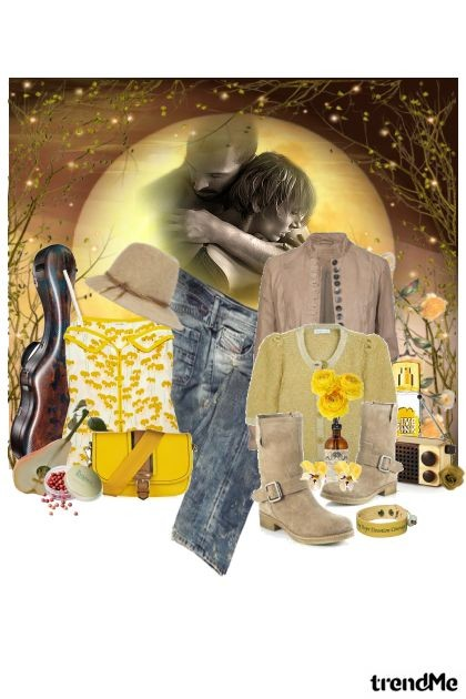 Please don't take my sunshine away- Fashion set