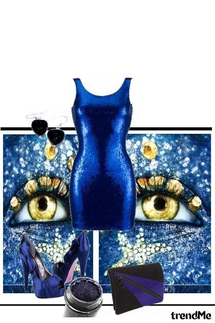 this is blue- Fashion set