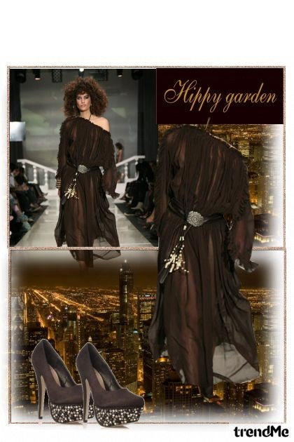 City Hippy- Fashion set
