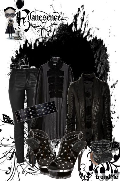 GOTHIC- Fashion set