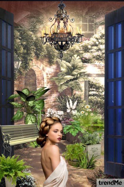 The Garden of Dreams- Fashion set