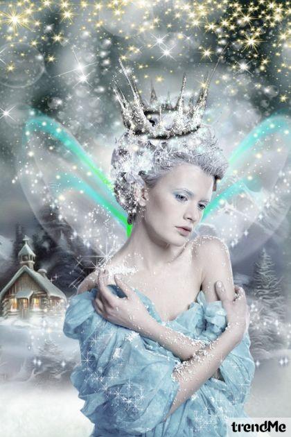 Winter Fairy- Fashion set