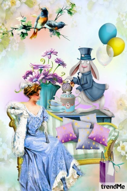 The Garden of Dreams 2- Fashion set