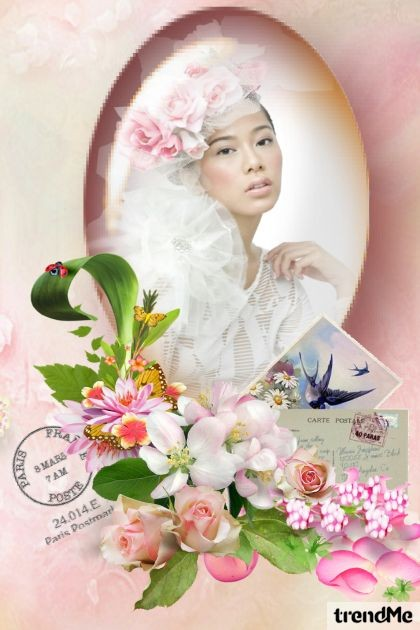 Promise of Spring- Fashion set