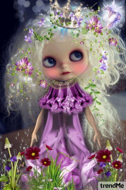 Fairy Princess- Fashion set