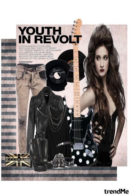 in revolt- Fashion set