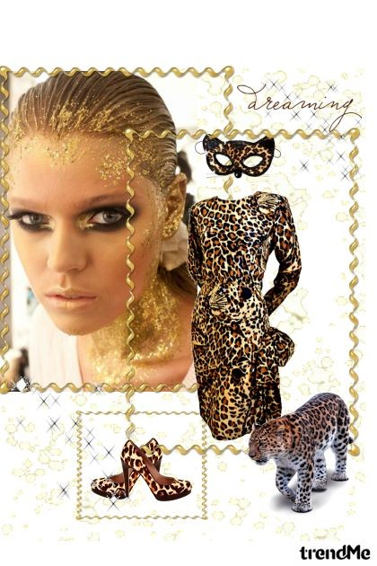 kao leopard...- Fashion set