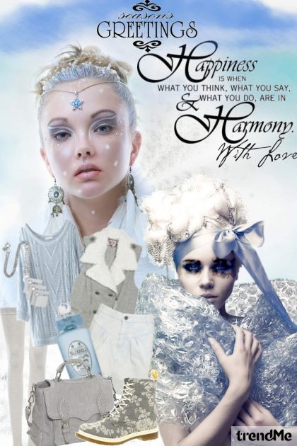 The Snow Queen.- Fashion set