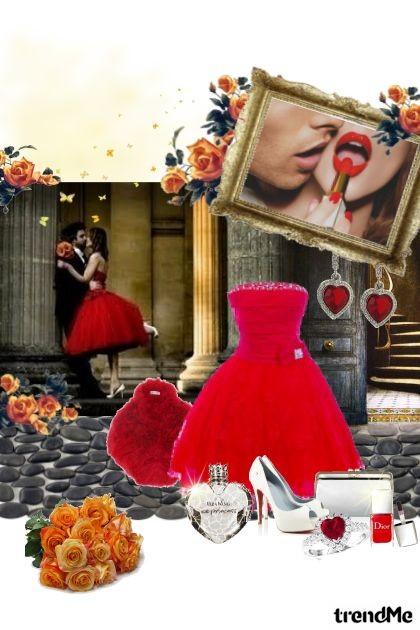 kiss me- Fashion set